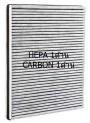 ใส้กรองฝุ่นละเอียดและกลิ่น (HEPA+Carbon) Philips AC1215/20