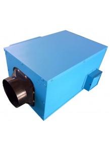 ระบบกรองอากาศ 300m3/hr (490x350x250)