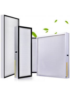HEPA Filter สำหรับ Airflow Outlet 534x534x500mm (ขนาดกรอง 484x484x80mm)